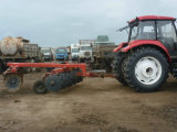 Top Quality Hydraulic Trailed Offset Heavy Duty Disc Harrow for Sale