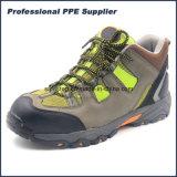 Fashion Design Nubulk Leather Lightweight Sport Style Work Shoe