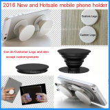 2016 Trending Good 3m Adhernsive Silicone Mobile Phone Holder Stand Pop Mobile Holder for iPhone 7 Pop Mobile Holder