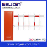 Road Safety. Parking Barrier, Automatic Gate, Automatic Barrier Gate (WJDZ701)
