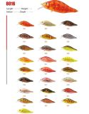 Popular New Type Hard Fishing Lure Minnow Lure