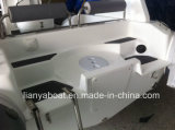 Liya 10-12 Passengers Rib Speed Boat with Foldable Canopy