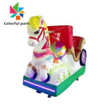 Colorfulpark Coin Game Machine RC Car Kiddle Rider Kids Car