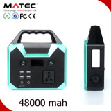 46800 mAh 180W Portable Power Station Camping Smart Phone Home Used Emergency Power Pack