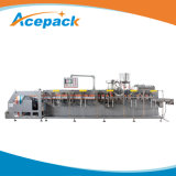 Doy-Pack Roll Film Bag (pouch - sachet) Corner Spout / Cap for Liquid (juice - chemistry - oil - Detergents) Granule (sugar - salt) Horizontal Packaging Machine