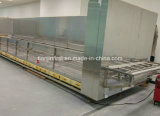 Food Quick Freeze Tunnel Harden Tunnel IQF Quick Freezing Equipment
