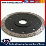 115 mm Turbo Diamond Saw Blade for Ceramic and Granite