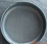 Stainless Steel Soil Sieve Set with Aperture Size 0.075-80mm