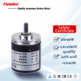 Diameter 25mm DC5-24V Open Collector NPN Output Mini Rotary Encoder