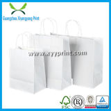 Low Cost White Kraft Paper Packaging Bag