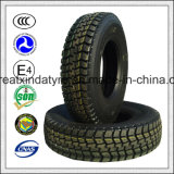 Radial Truck Tyre (12r22.5) , Tubeless Truck and Bus Tyre