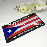 Wholesale Souvenirs Puerto Rico License Plate Items