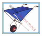 Wb0402 Canvas Material Single Wheel Tool Car