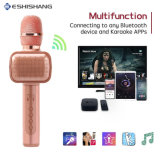 Bluetooth Karaoke Microphone with Lights