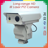 HD Long Range PTZ Outdoor IR Laser Camera with 1km Lens 808nm