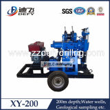 Defy Xy-200 Portable Used Water Drilling Rig