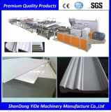 PVC Wooden Door Panel Profiles Plastic Extruder Machine