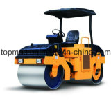 China Cheap Low Price Topmac Brand Tandem Vibratory Roller