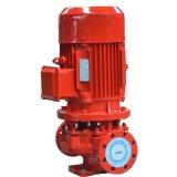 Nfpa20 Standard Edj Electric Diesel Engine Jockey Control Panel Fire Fighting Pump Set with UL FM