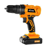 18V Li-CD Hig Quality Cheap Rechargeable Electric Cordless Drill Machine on Sale