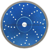 Cold Pressed Sintered Diamond Turbo Saw Blade in Competitive Price, Fast Speed Durable Use Turbo Diamond Cutting Blade