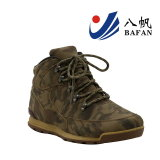 Camuflage Upper Men′s Ankle Safety Boots Bf1610168