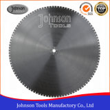 1800mm Laser Wall Saw Blade for Fast Cutting Reinforced Concrete