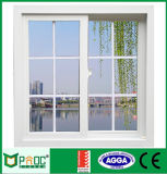 Aluminum Alloy Modern Style Sliding Windows with Tempered Glass