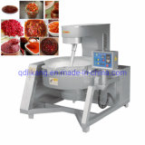 Industrial Cooking Kettle Machine with Planetary Mixing Agitator