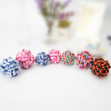 Soft Cotton Rope Dog Toy Ball, Wholesale Pet Toy
