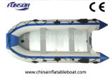 Funsor Inflatable Fishing Boat with Folding Aluminum Floor (D Series 2.0m-4.8m)