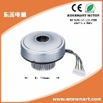 Hot Air Blower Gunbrushless DC Motor24V DC Cooling Fan