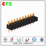 Double Row 10pin Hight Current Spring Loaded Contact Pins
