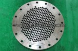 CNC Machining High Strength Carbon Steel Tube Plate