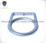 Hardware Forged Carbon Steel D Shape Ring Forged D Ring