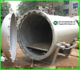 Rubber Vulcanizing Tank Vulcanizing Autoclave for Rubber Shoes Process