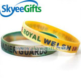 New Design Best Price Promotion Custom Health Silicone Wristbands