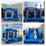 Frozen Inflatable Slide Cartoon Inflatable Frozen Toys, Frozen Jumping Bouncer Slide