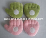 Plush Hands and Feet for Babies