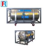 Portable Vacuum-Insulated Liquid Gas Containers