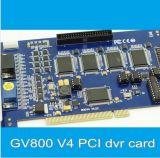 16 CH 120fps CCTV Video Surveillance DVR Card Gv 800V4 PCI Card V8.5
