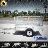 750kgs Small Truck Trailer in Steel Plant