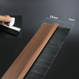 Energy Saver Self Adhesive Strong Under Door Silicone Sweep Weather Stripping