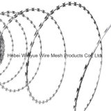 Whosale Concertina Razor Barbed Wire Price/Hot Dipped Galvanized Razor Wire