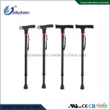 2018 Latest and Best Economical and Practical Walking Stick with LED Lamp Torch Built-in 2 AA Dry Battery