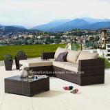 Hot Sale Kd Leisure Patio Garden Outdoor Wicker Rattan Sofa (BL-9504)