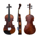 Professional Handmade Oil Paintings of Violin Prices with Free Oblong Case