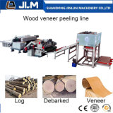 CNC Spindless Log Veneer Peeling Machine to Africa
