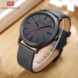 Mini Focus Waterproof Luxury Fashion Quartz Wrist Watch with Japan Movement