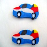 Car Shape Office Rubber Eraser